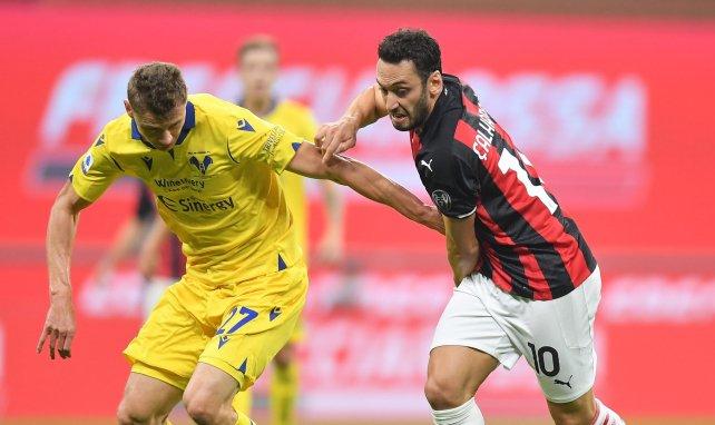 Hakan Çalhanoglu desvela su acuerdo con el Inter de Milán