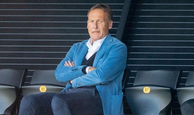 Hans-Joachim Watzke es el CEO del BVB