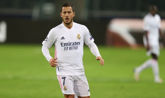 Real Madrid | Preocupación por Eden Hazard