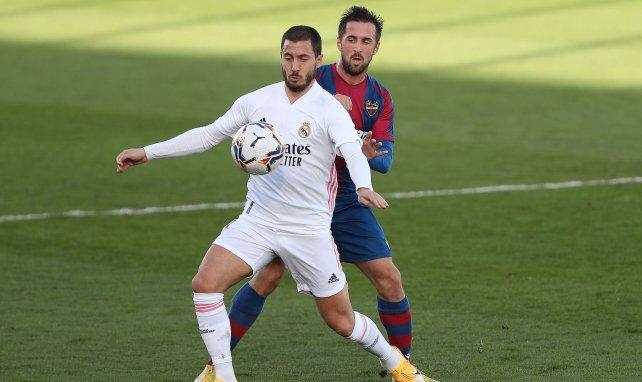 Real Madrid | Eden Hazard vuelve a una convocatoria