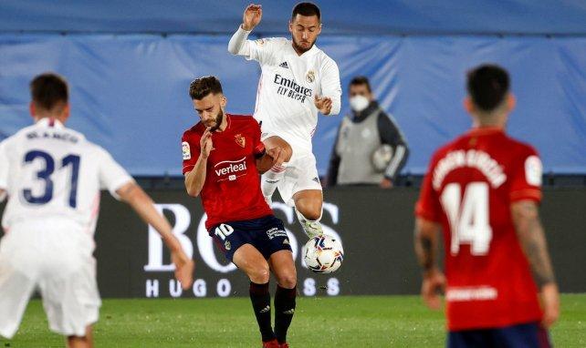 El Real Madrid espera ofertas por Eden Hazard