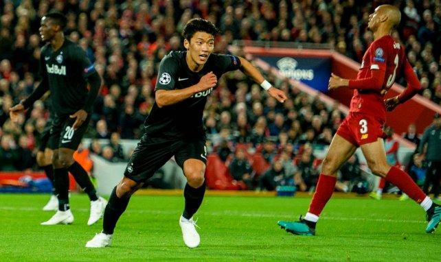 Hee-chan Hwang llega al RB Leipzig