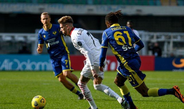 AC Milan | Una vía de escape para Samu Castillejo en la Liga