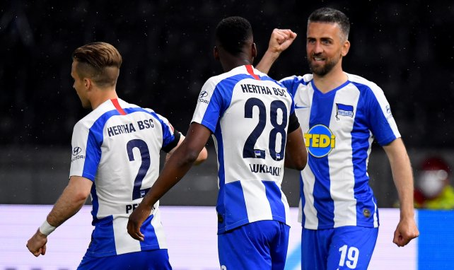 El Hertha Berlín busca refuerzos