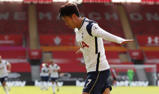 El sueldo millonario que el Tottenham ofrece a Heung-Min Son