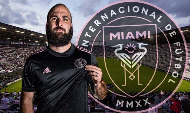 Gonzalo Higuaín piensa en la retirada