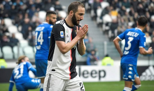 Juventus | Gonzalo Higuaín, ¿la clave para la llegada de Federico Chiesa?