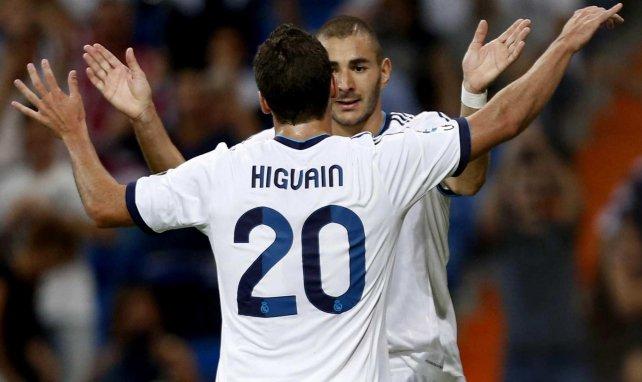 Gonzalo Higuaín recuerda su paso por el Real Madrid
