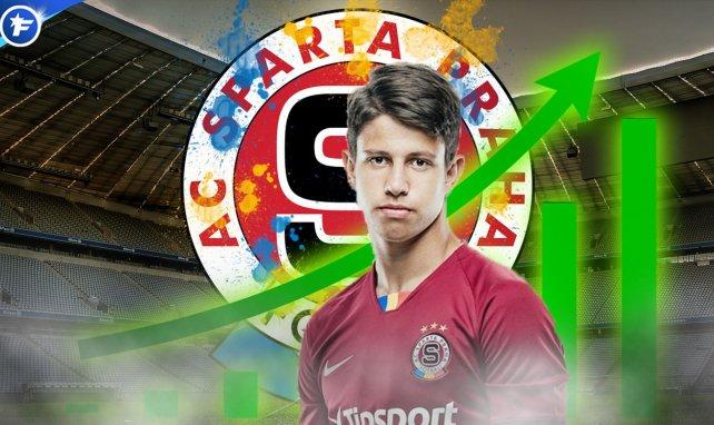 El AC Milan valora el fichaje de un talento checo