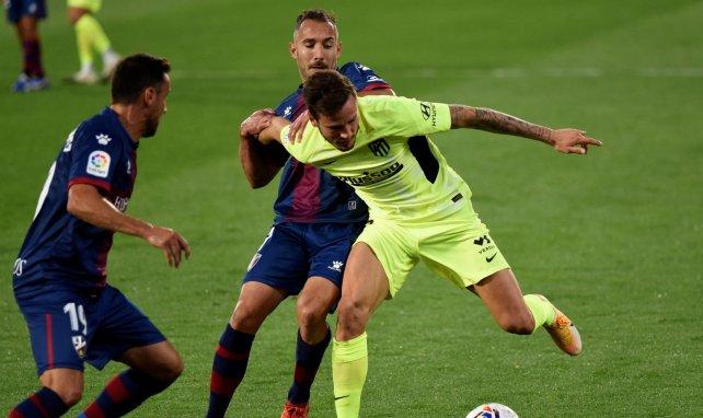 Liga | Combate nulo entre Huesca y Atlético de Madrid