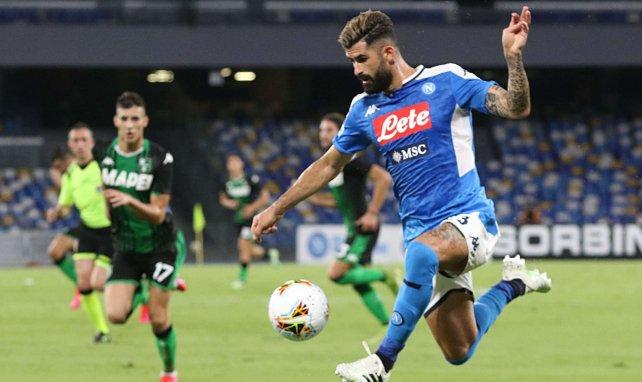 Victoria del Nápoles y cuatro goles anulados al Sassuolo (2-0)
