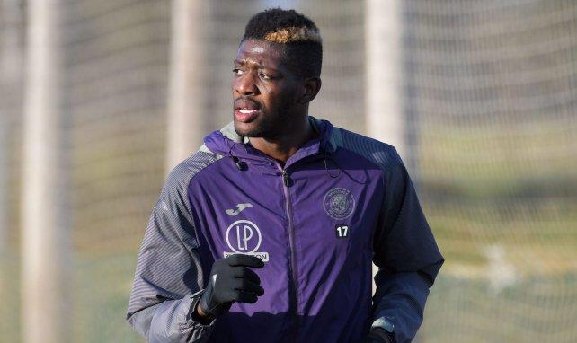 Ibrahim Sangaré juega en el Toulouse
