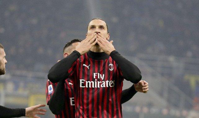 Zlatan Ibrahimovic alude a su incierto futuro