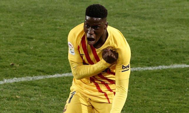 A vueltas con el culebrón de Ilaix Moriba en el FC Barcelona