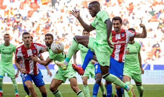 Liga | El Atlético de Madrid no puede con el Athletic Club