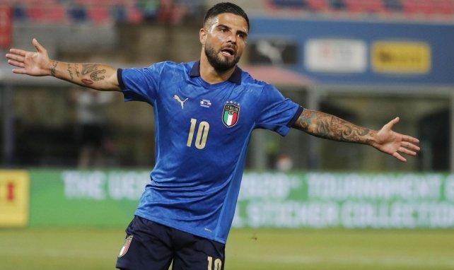 La AS Roma se suma a la carrera por Lorenzo Insigne