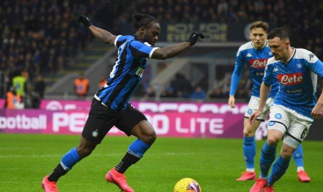 Copa Italia | El Nápoles sorprende al Inter de Milán