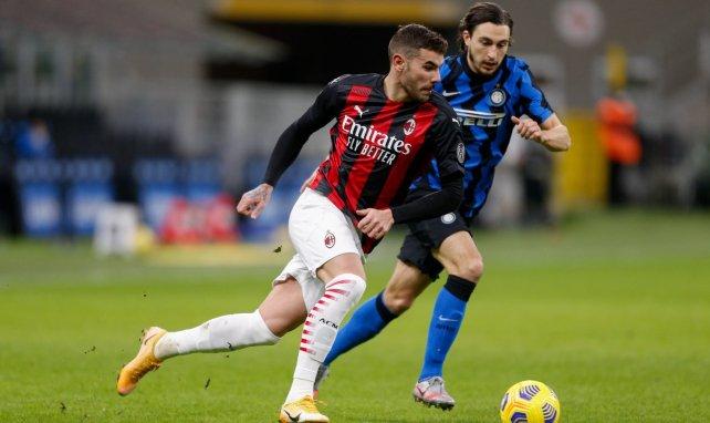 Coppa de Italia | Eriksen guía al Inter en el derbi contra el AC Milan