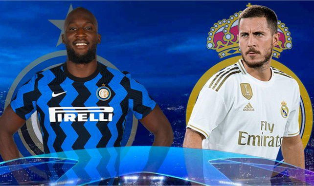 ¡Ya hay onces del Inter de Milán - Real Madrid!