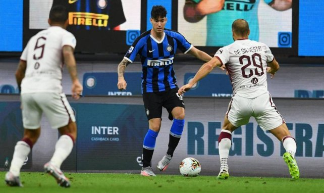 Serie A | El Inter de Milán toma aire a costa del Torino
