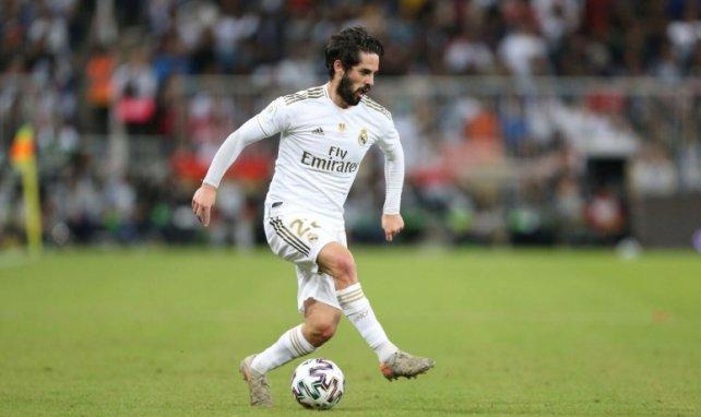 El Real Madrid, dispuesto a negociar por Isco