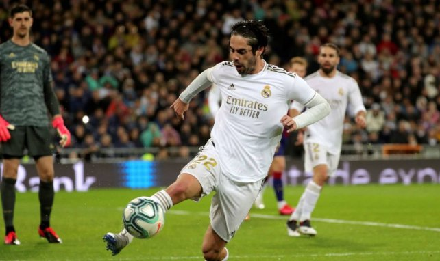 A Isco se le acaban los trenes en el Real Madrid