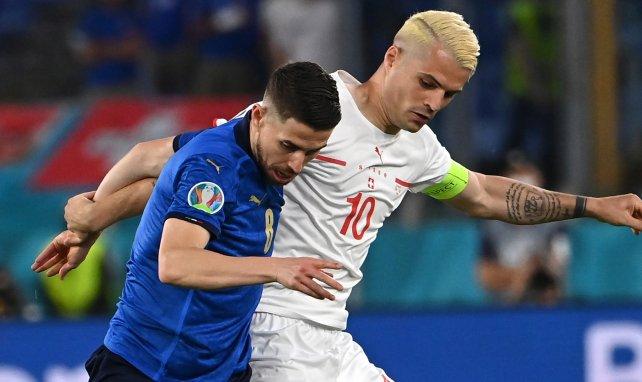 Eurocopa | Locatelli brilla en el triunfo de Italia ante Suiza