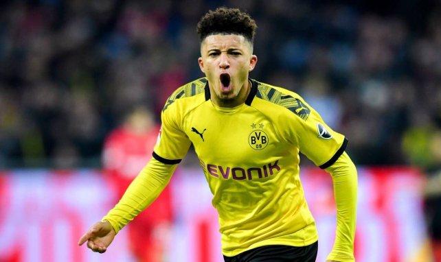 Jadon Sancho gana enteros en la agenda del Bayern Múnich
