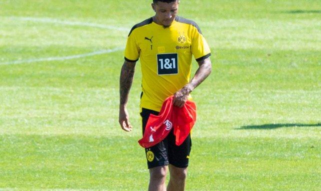 ¡Jadon Sancho renovará con el BVB hasta 2023!