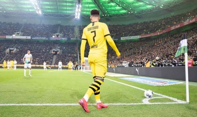 El Borussia Dortmund ya busca un recambio para Jadon Sancho