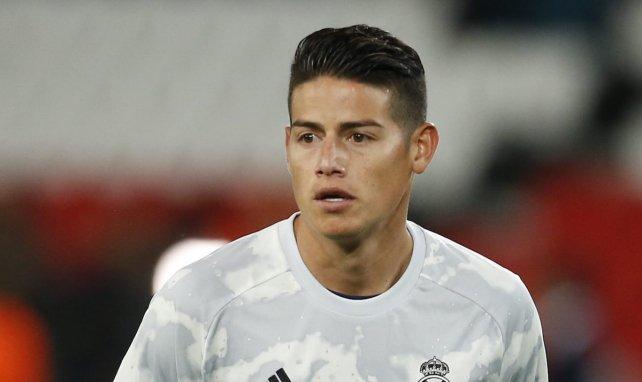 El Real Madrid puede usar a James Rodríguez como moneda de cambio
