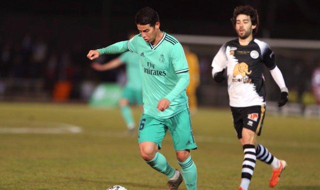 El futuro de James se vislumbra lejos del Real Madrid