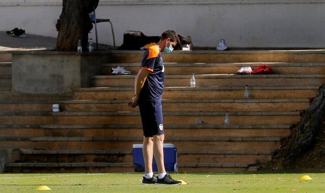 El Valencia anuncia el regreso de Piccini