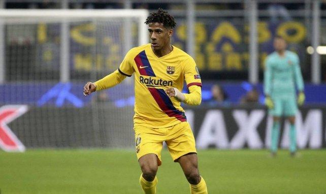 FC Barcelona | La firme postura de Jean-Clair Todibo