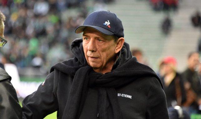Jean-Louis Gasset, nuevo técnico del Girondins de Burdeos