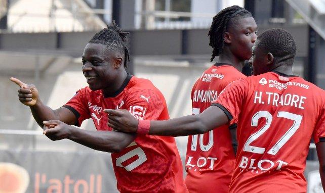 Jérémy Doku reaparece en el radar del Liverpool