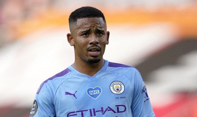 El Manchester City pone precio a Gabriel Jesús