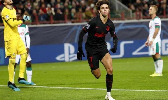 João Félix vuelve a sonreír en el Atlético de Madrid