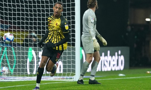 Joao Pedro ya brilla con el Watford