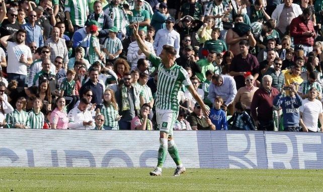 Real Betis | Joaquín Sánchez hace historia en la Liga