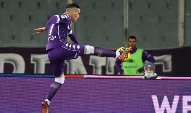 La Fiorentina pone precio a José Callejón