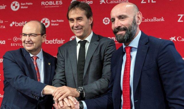 Koundé, Sergio Ramos, Jesús Navas, Lopetegui... José Castro repasa la actualidad del Sevilla