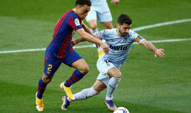 FC Barcelona | José Luis Gayá reaparece en escena