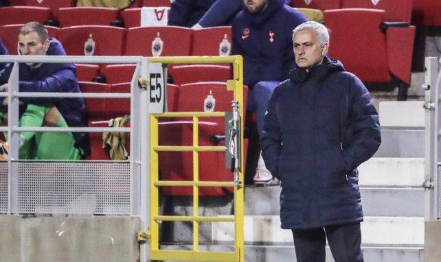 Mourinho y Lampard no se ponen de acuerdo sobre el papel del Tottenham