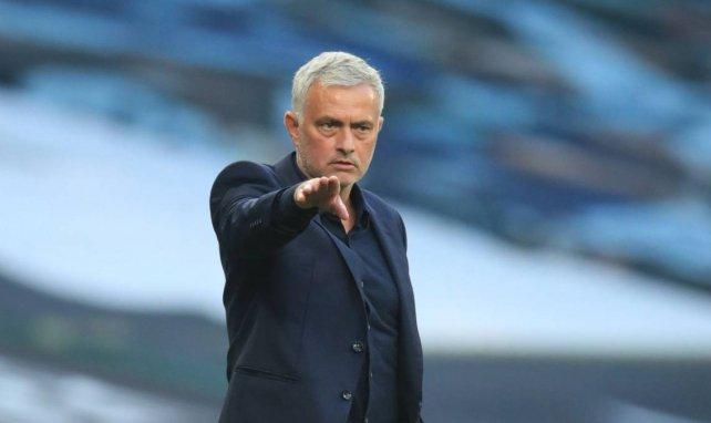 José Mourinho quiere a un viejo pupilo del Real Madrid en el Tottenham