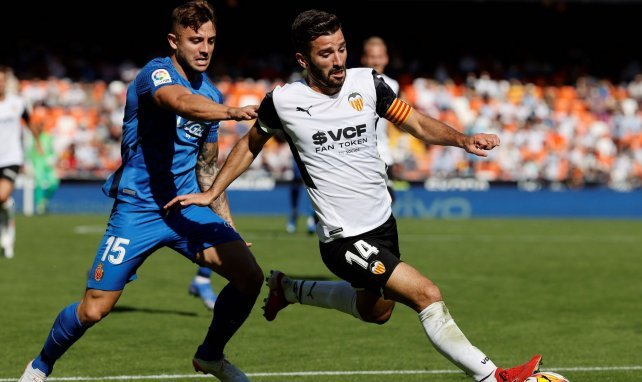 Liga | El Valencia rescata un punto ante el Real Mallorca