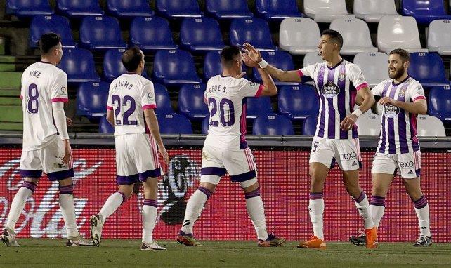 Liga | Lucas Olaza rescata al Real Valladolid en Elche