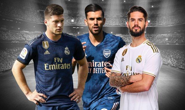"""Ni traspasos ni intercambios. La """"operación salida"""" del Real Madrid se atasca"""