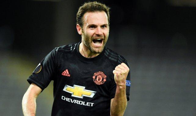 ¿Juan Mata, rumbo a la Serie A?
