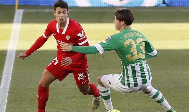 Principio de acuerdo entre Real Betis y Juan Miranda